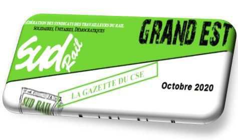 La Gazette du CSE Grand est
