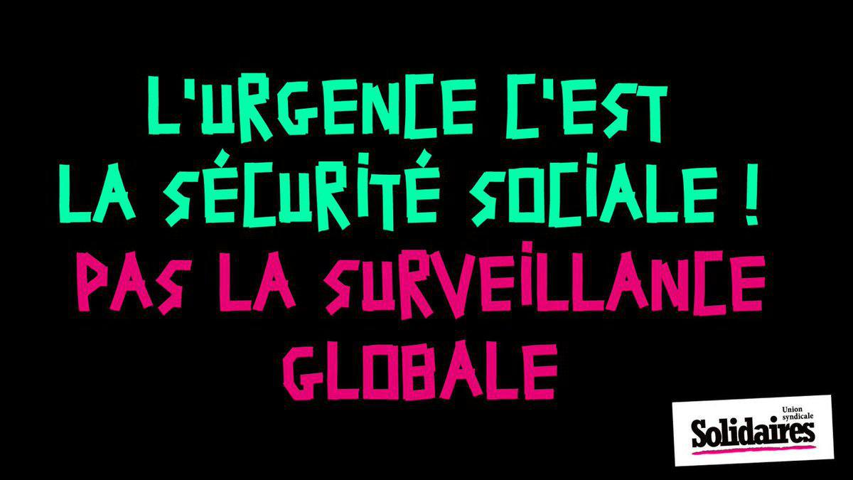 Proposition de loi de sécurité globale : La démocratie éborgnée !