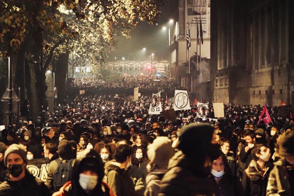 Photos : Marche des Libertés !