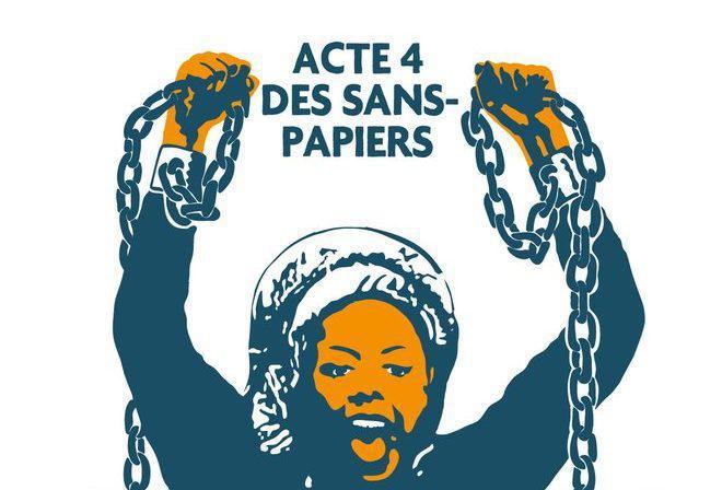 18 décembre : Acte 4 des Sans Papiers Toutes et tous pour l'égalité des droits !
