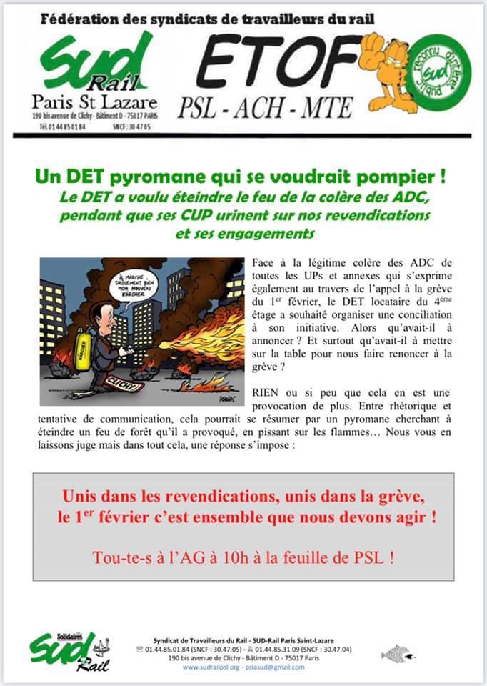 ETOF Paris Saint Lazare