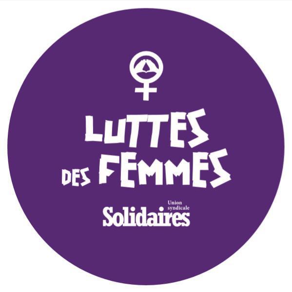 Rendez-vous ce 8 mars avec Solidaires, partout en France et à la manifestation parisienne !