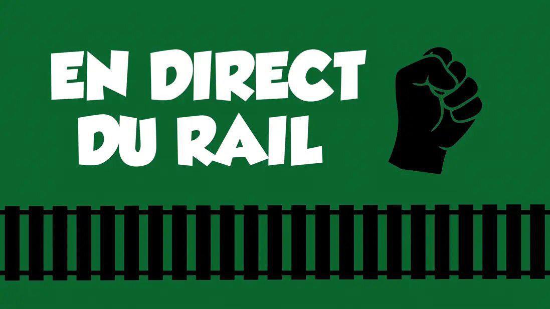 Vidéo - Privatisation du Rail, menaces sur nos droits !