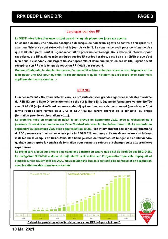 Compte Rendu RPX Ligne D & R