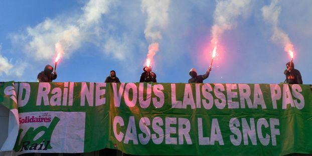 Grève - Le 5 octobre, envoyons un message clair !