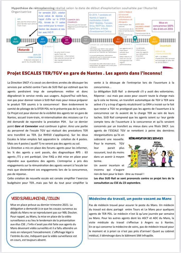 Entreprises privées ou filiales SNCF ? La peste ou le choléra !