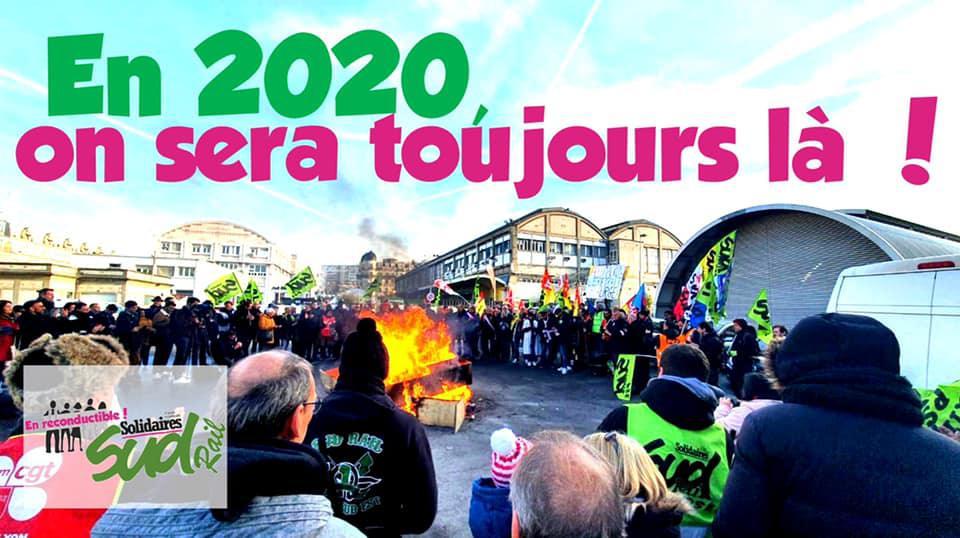 En 2020, on sera toujours là !