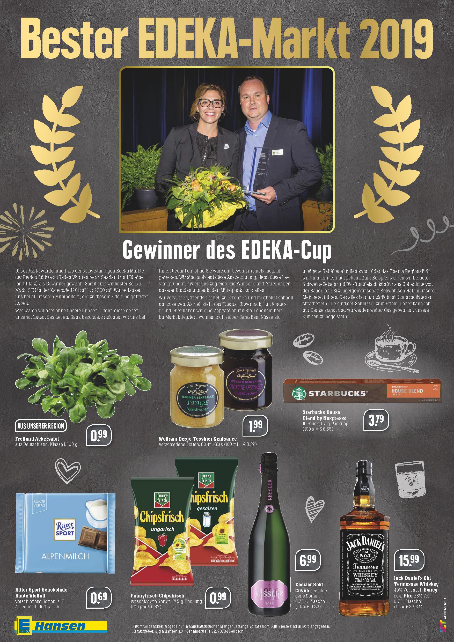 Edeka Gewinner