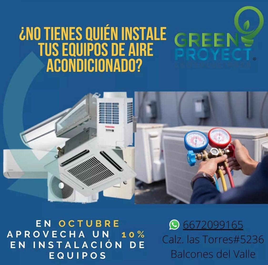 Green Proyect - Ecosoluciones.