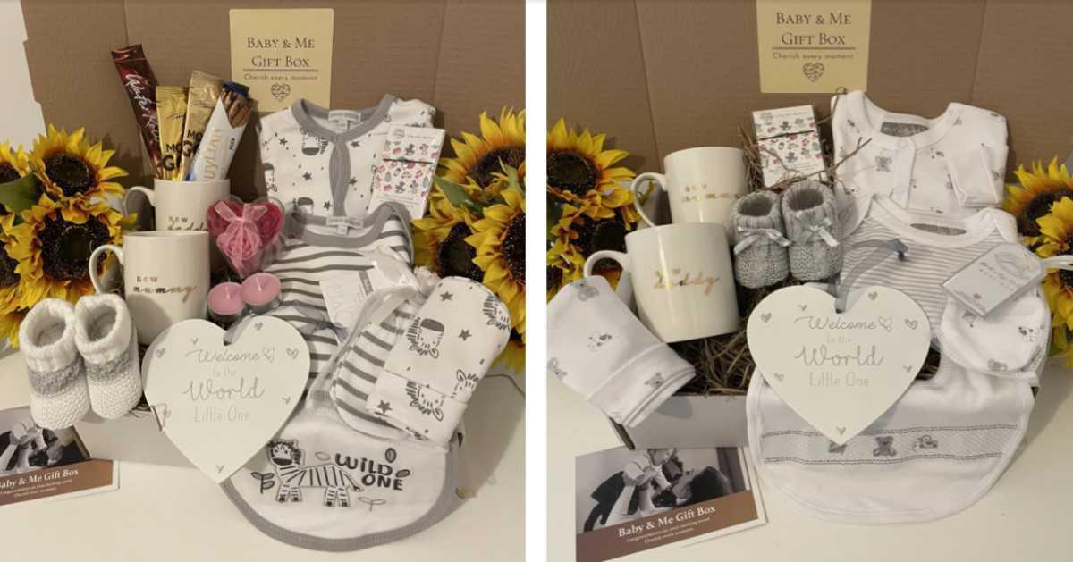 Baby & Me Gift Box