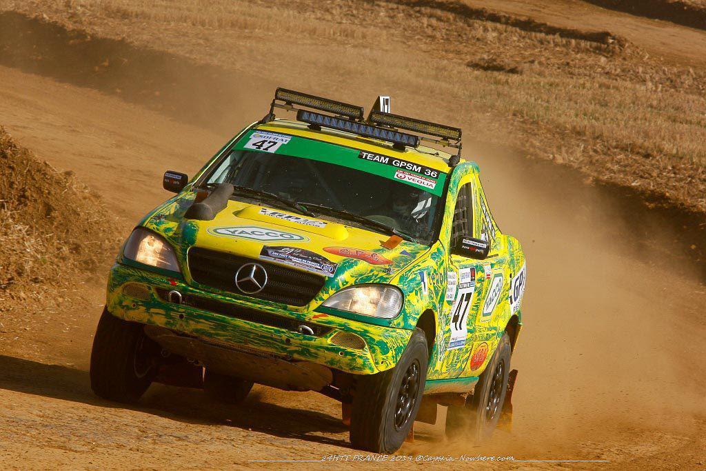 Les essais : Cyril Despres (MD Rallye Sport n°26) signe le meilleur temps