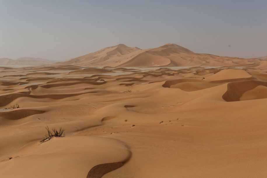 Oman Desert Camp