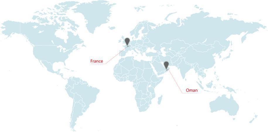 Oman : informations générales