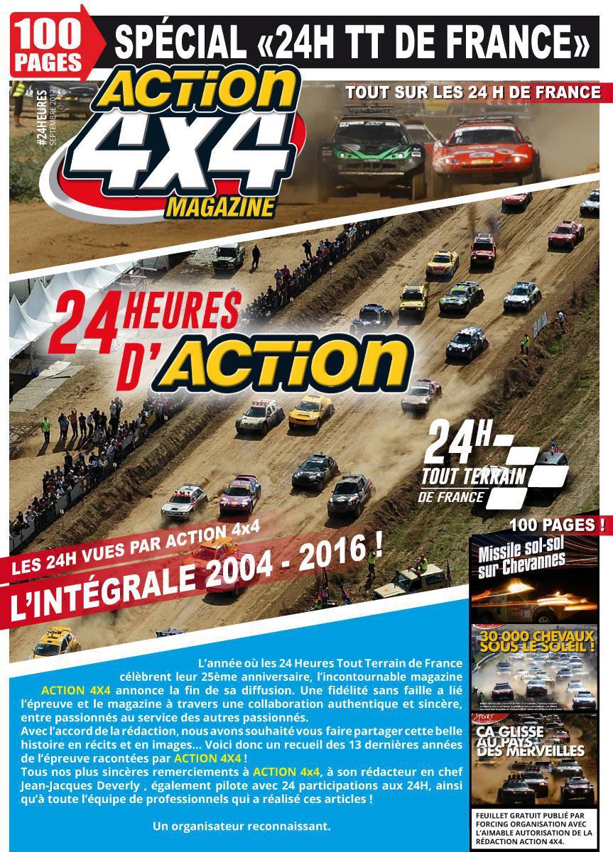 """Intégrale """"Action 4x4"""" 2004-2016"""