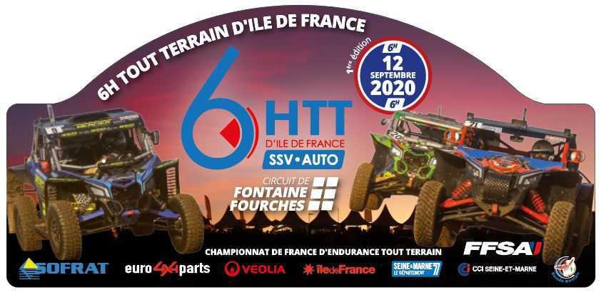 6H Tout Terrain d'Ile de France • 1ère édition !