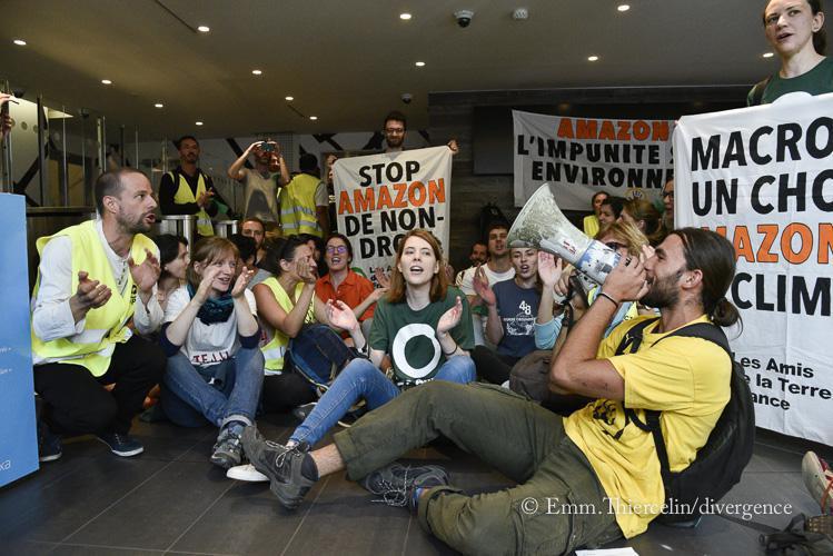 Action pour une justice sociale et climatique