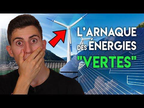 DemosKratos : L'arnaque des énergies vertes