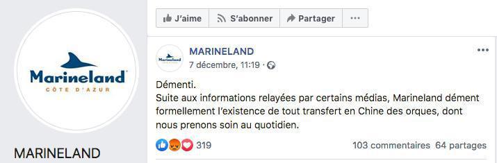Marineland organise-t-il un mercato des Orques ?