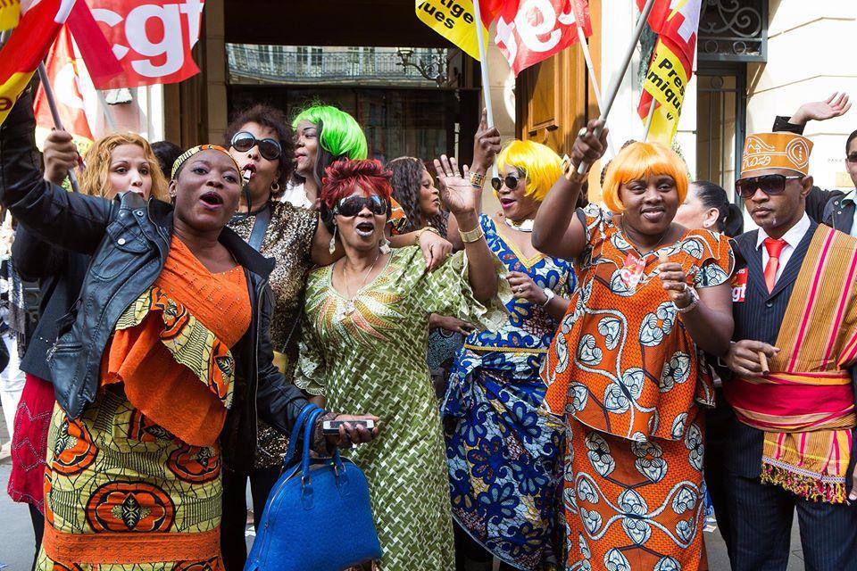 8 MARS : Grève des Femmes de Chambre IBIS Batignolles