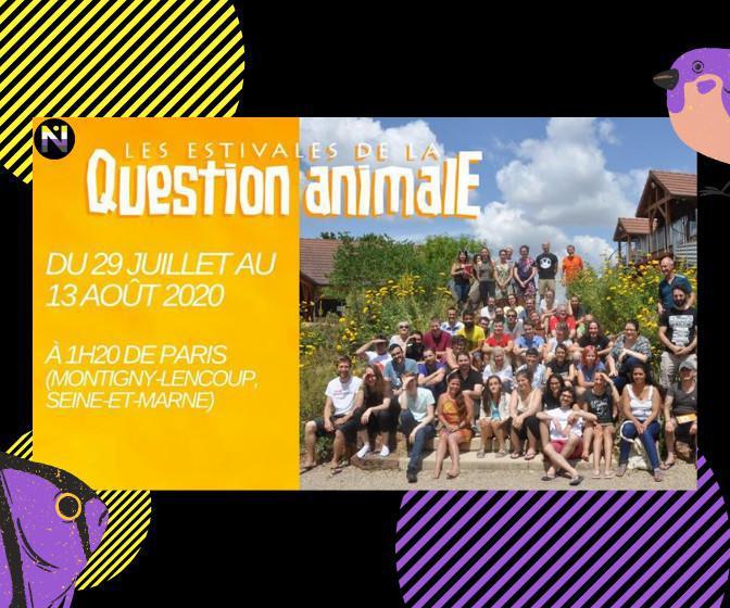 ESTIVALES de la question animale 2020