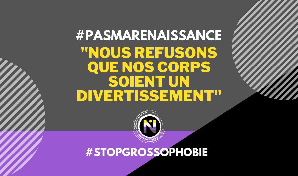 #PasMaRenaissance