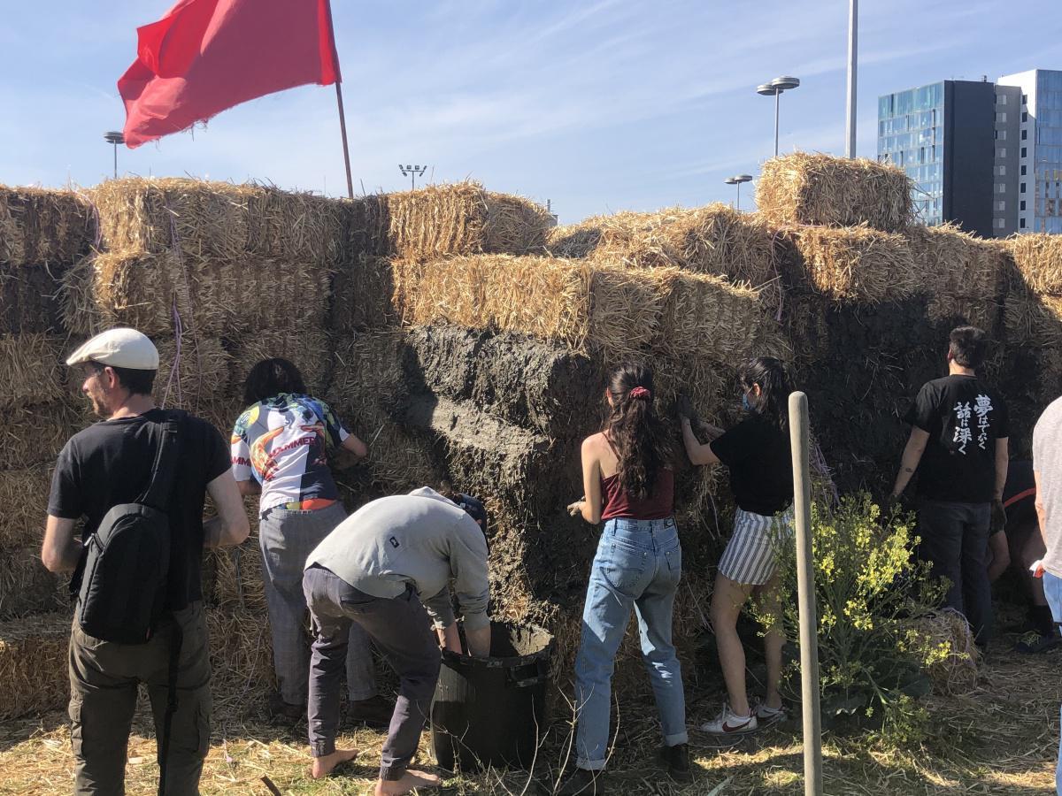 Jardins en résistance