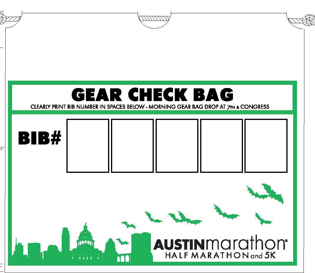 Gear Bag Drop Open - Close