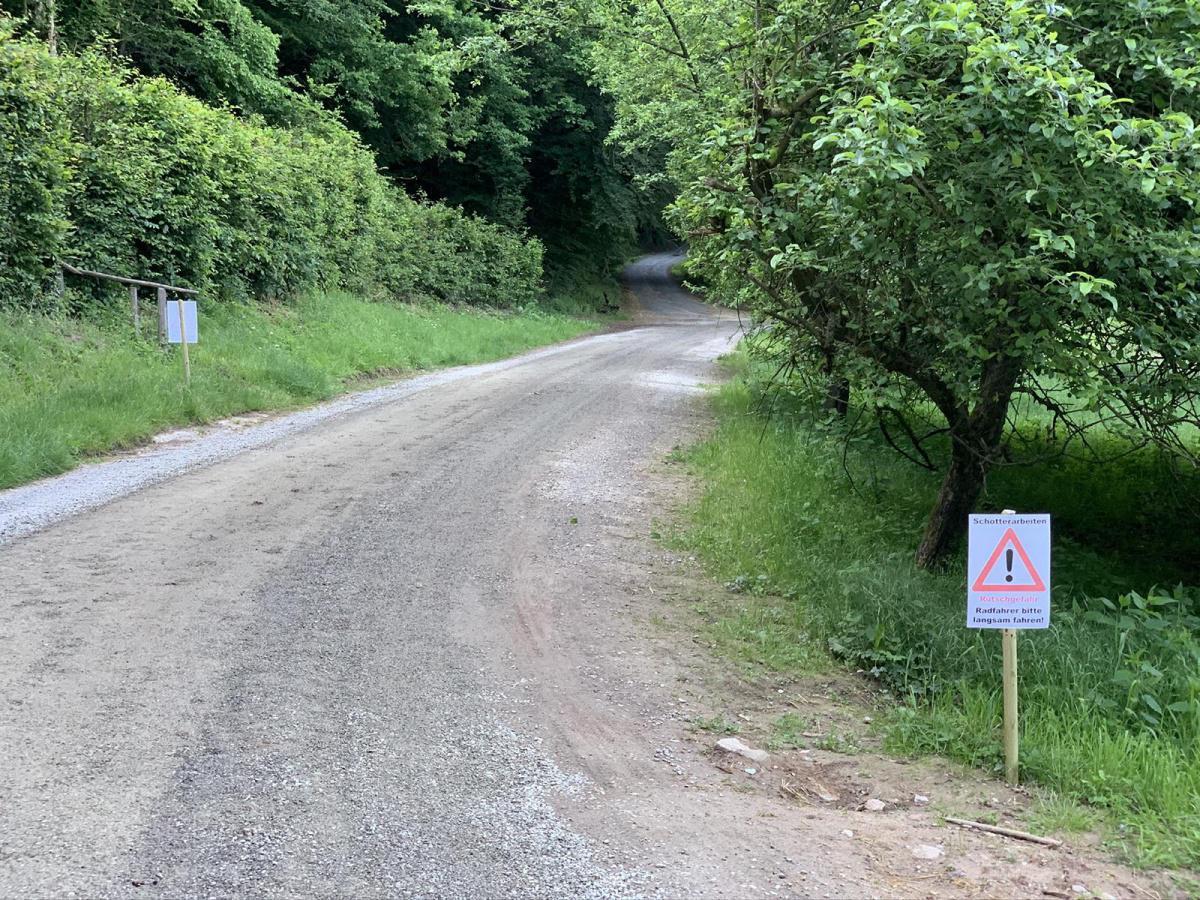 Rad- und Flurwege saniert