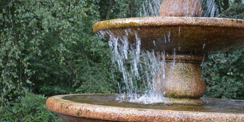 Millenniumsbrunnen