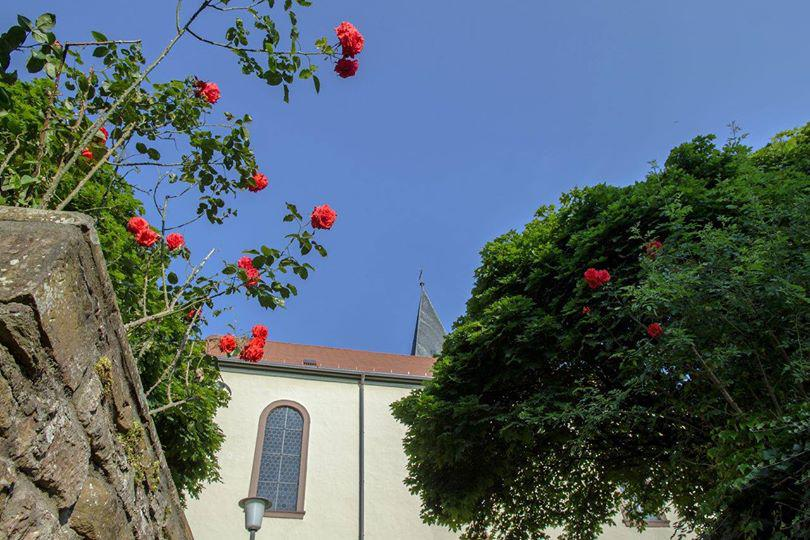 Krombacher Kirche