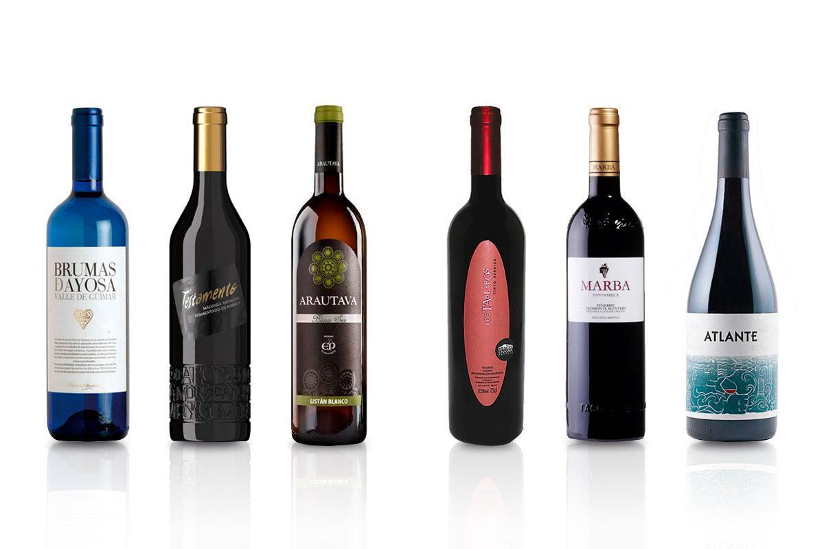 Bodegas y vinos premiados