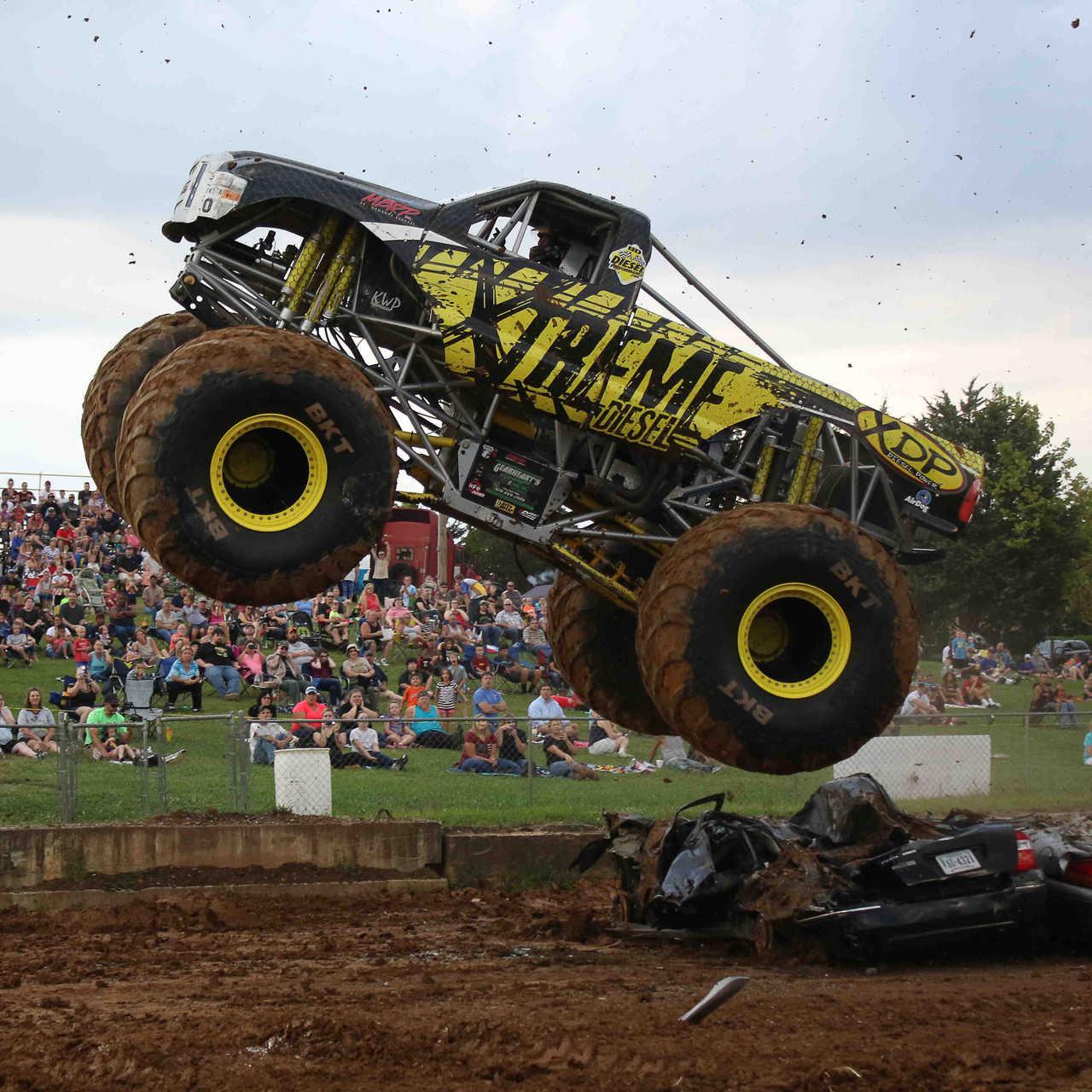 G_3200 monster truck