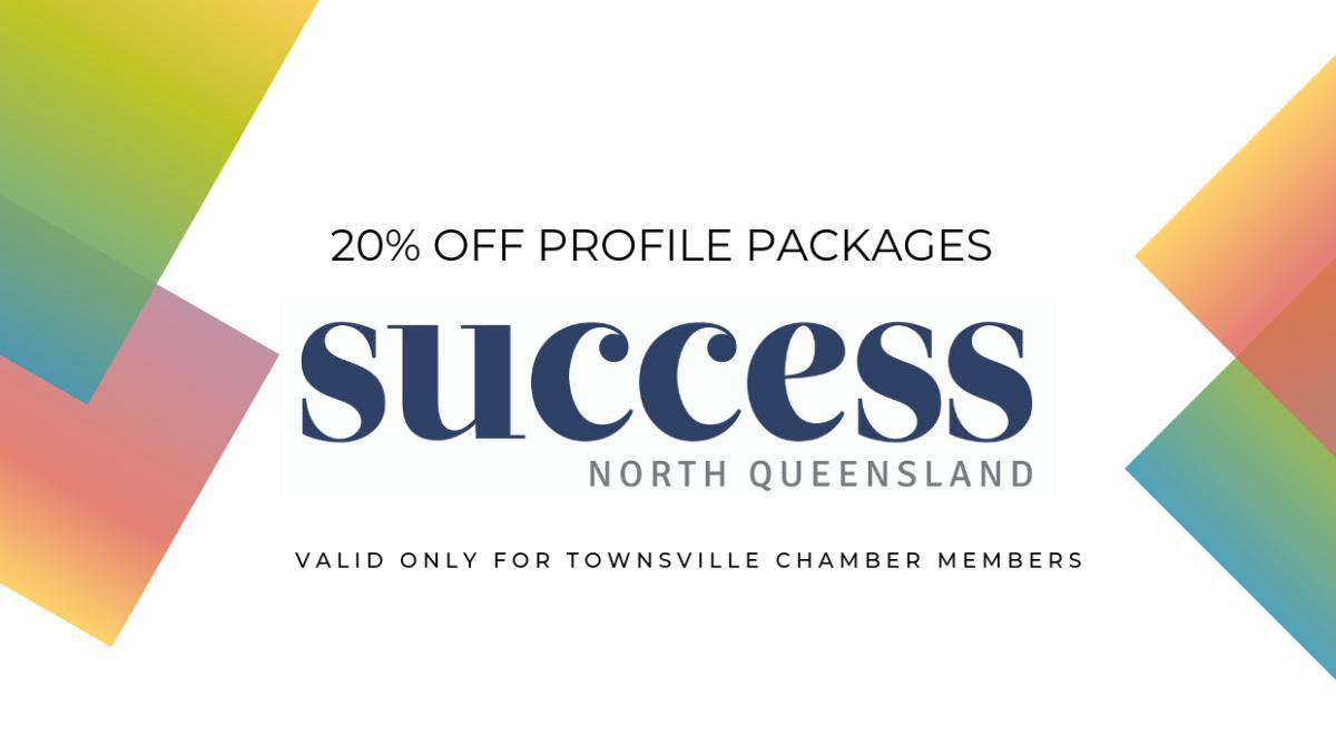 20% Off Packages For Townsville Chamber Members