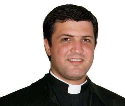 Pe. Valter Lucato Campano Junior
