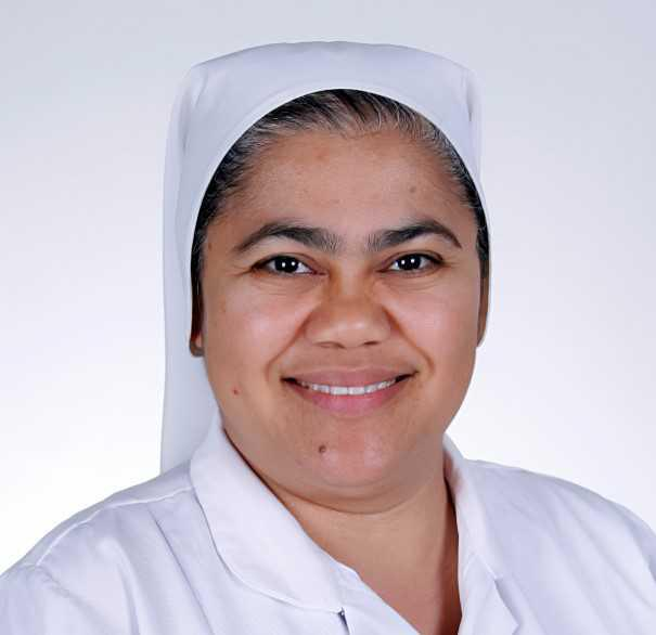 Irmã Irelina Francisca Ramos