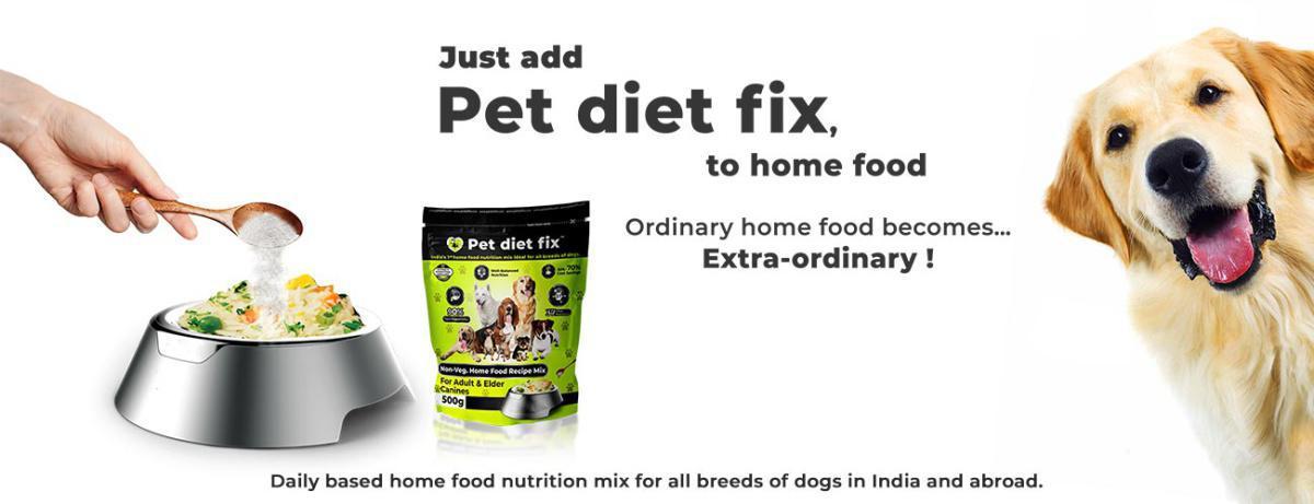 Pet Diet Fix