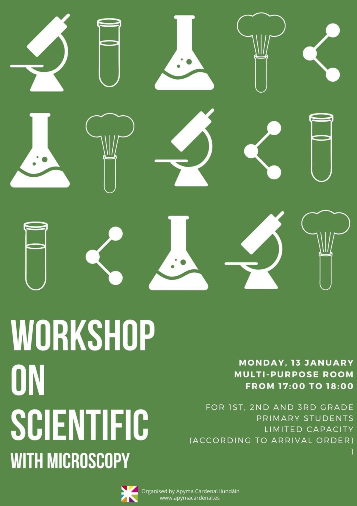 Workshop on scientific experiments