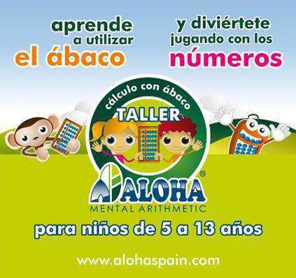 TALLERES GRATUITOS DE ALOHA