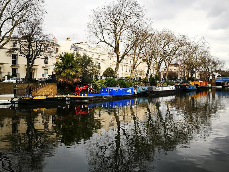 Little Venice, Maida Vale and Abbey Road