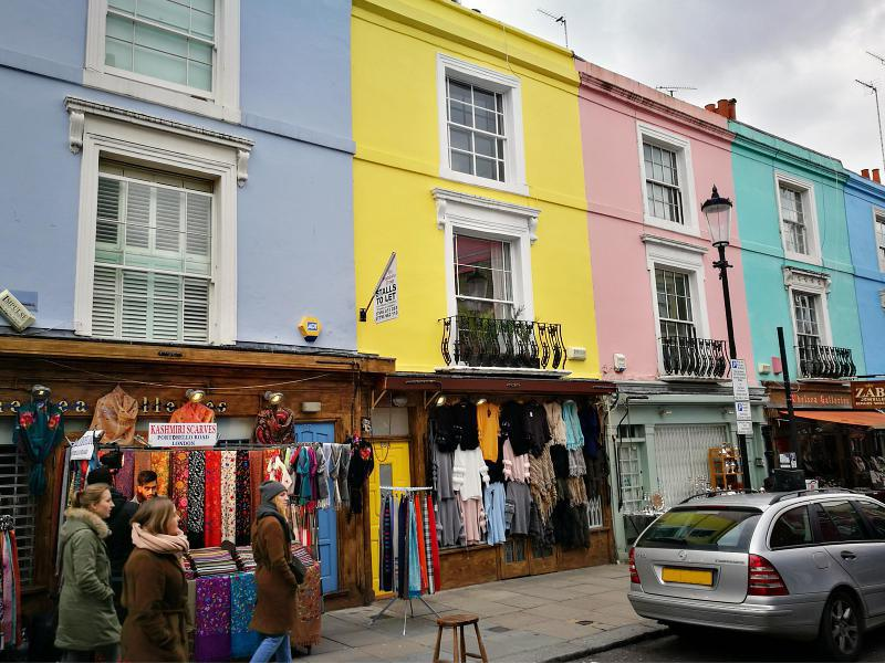 Notting Hill & Portobello Road
