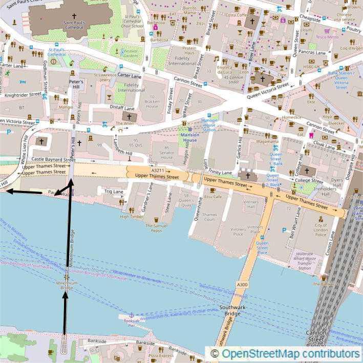 5km Thames West