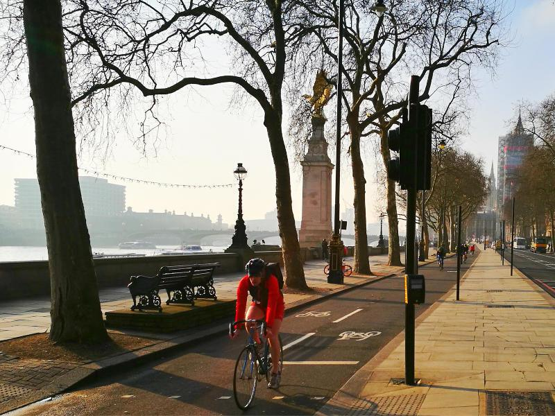 The Thames Cycle