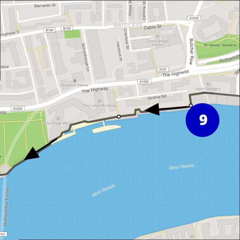 Canary Wharf & Olympic Park