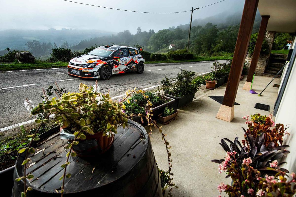 Rallye Blendio Princesa de Asturias Ciudad de Oviedo