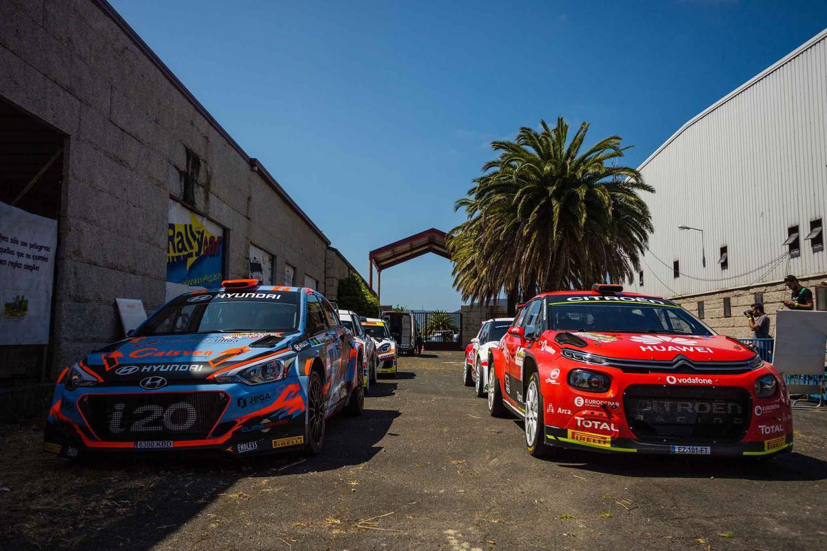 Dos etapas y nueve tramos en el 51 Rallye de Ferrol – Suzuki