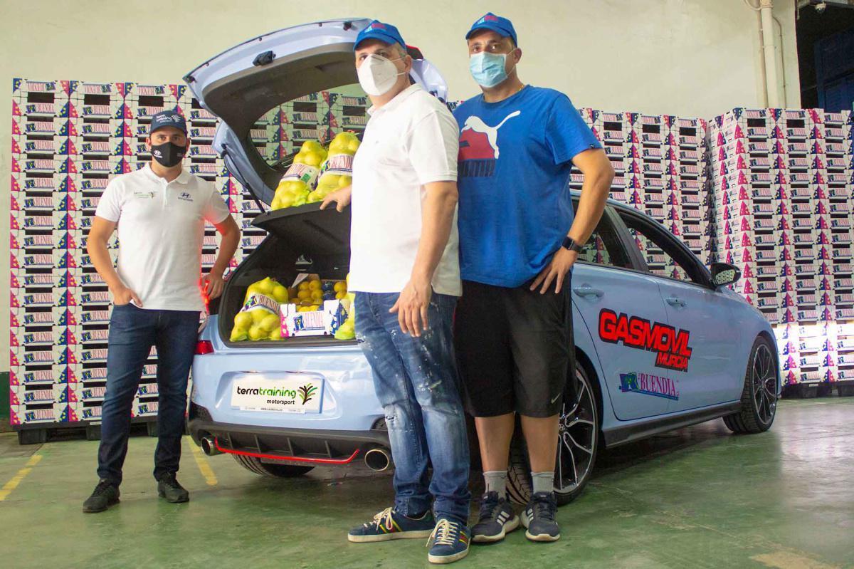 Terra Training Motorsport regresa al CERA Terra Mundis en Ferrol con un fin solidario