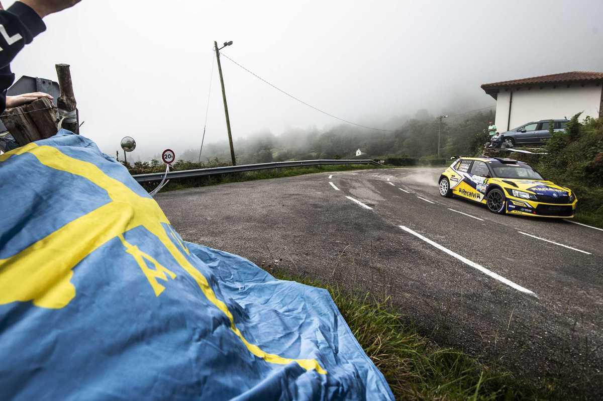 Aplazado el Rallye Blendio Princesa de Asturias Ciudad de Oviedo
