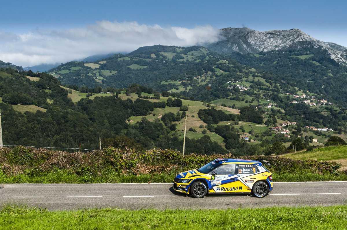 Luz verde al Rallye Blendio Princesa de Asturias Ciudad de Oviedo