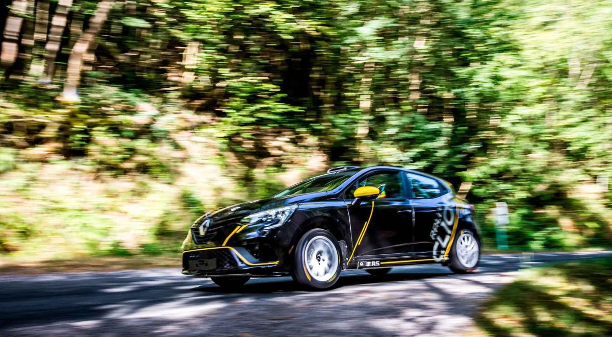El Clio Trophy Spain debuta en el Rallye Ciutat de Xixona