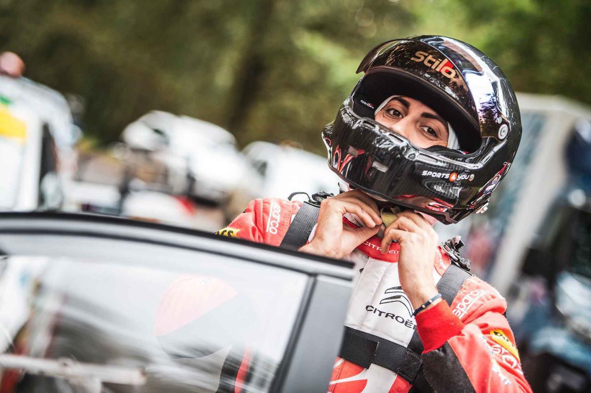 Pepe López se queda sin puntuar en el Rallye Terra da Auga del S-CER